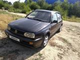Volkswagen Golf 1992 года за 1 000 000 тг. в Алматы – фото 5