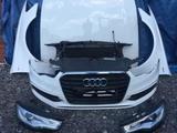 Ноускат (морда) на Audi a6 c7 за 95 000 тг. в Нур-Султан (Астана) – фото 2