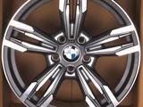 Новые летние разно размерные шины для BMW X5 за 280 000 тг. в Алматы – фото 3