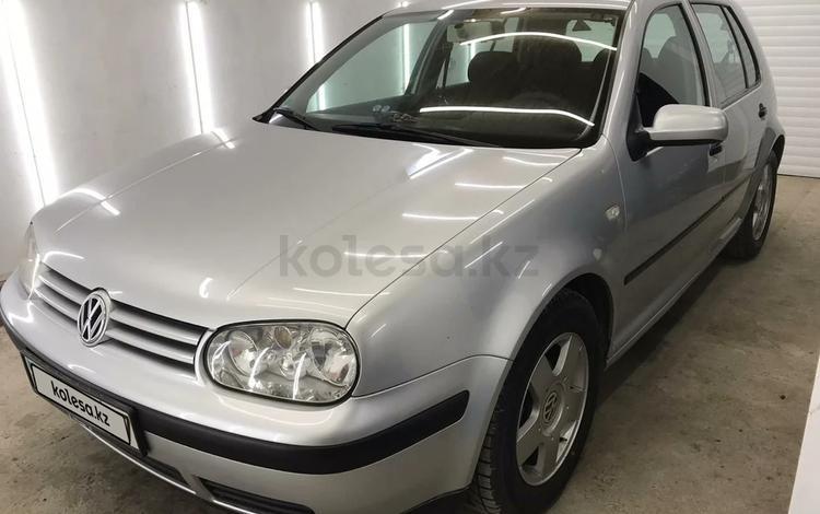 Volkswagen Golf 2001 года за 3 200 000 тг. в Шымкент