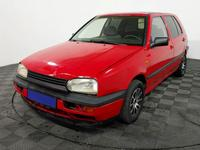 Volkswagen Golf 1993 года за 840 000 тг. в Алматы