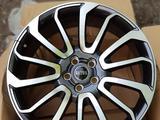 Комплект новых дисков на Land Rover 20 5 120 за 350 000 тг. в Актобе – фото 2