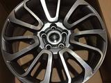 Комплект новых дисков на Land Rover 20 5 120 за 350 000 тг. в Актобе – фото 4