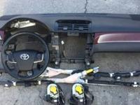 Airbag camry 40 камри подушка безопасности руль srs крышка руля за 100 тг. в Алматы