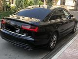 Audi A6 2014 года за 9 400 000 тг. в Алматы – фото 2