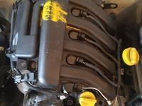 Двигатель RENAULT K4M 1.6 за 10 000 тг. в Алматы