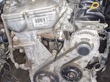 Двигатель Toyota Corolla 1.8 2ZR за 480 000 тг. в Тараз – фото 3