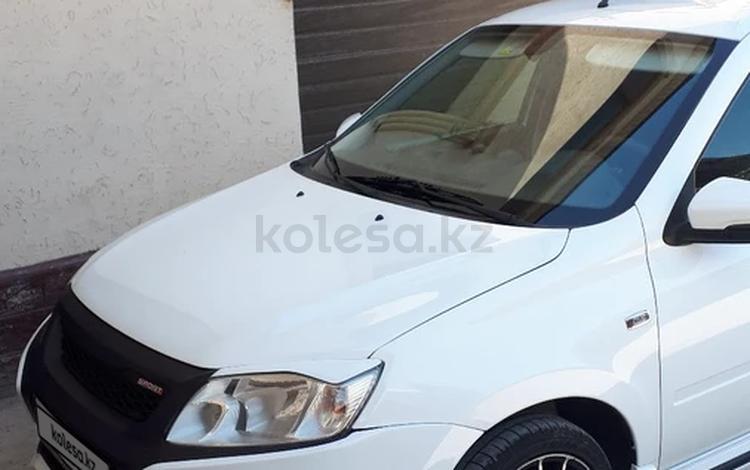 ВАЗ (Lada) Granta 2190 (седан) 2015 года за 2 500 000 тг. в Кызылорда