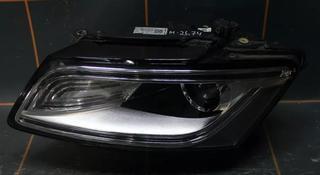 Фара левая адаптивная би-ксенон - Audi Q5 8R за 70 000 тг. в Алматы