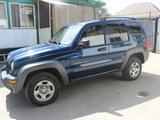 Jeep Liberty 2002 года за 3 500 000 тг. в Алматы