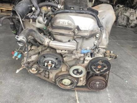 Двигатель на Suzuki Jimny. Двигатель на Сузуки Джимни за 101 010 тг. в Алматы