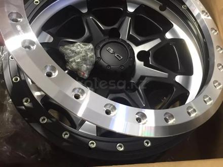 Новые диски r17 5x150 на все модели DVB Kipardo Wheel за 350 000 тг. в Нур-Султан (Астана) – фото 2