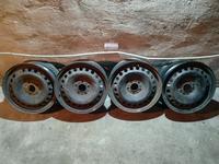 Диски штамповка R16 (5*108, ЕТ 52, 5, ЦО 63) Ford, оригинал б у за 30 000 тг. в Караганда