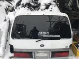 Крышка багажника на Toyota Hiace за 90 000 тг. в Алматы – фото 2