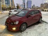 Chevrolet Aveo 2014 года за 4 100 000 тг. в Нур-Султан (Астана)