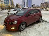 Chevrolet Aveo 2014 года за 4 100 000 тг. в Нур-Султан (Астана) – фото 2