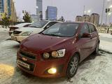 Chevrolet Aveo 2014 года за 4 100 000 тг. в Нур-Султан (Астана) – фото 3
