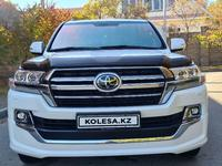Toyota Land Cruiser 2019 года за 39 500 000 тг. в Алматы