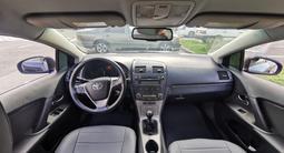 Toyota Avensis 2009 года за 4 600 000 тг. в Алматы – фото 2