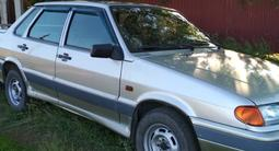 ВАЗ (Lada) 2115 (седан) 2007 года за 1 550 000 тг. в Усть-Каменогорск – фото 4