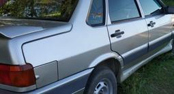 ВАЗ (Lada) 2115 (седан) 2007 года за 1 550 000 тг. в Усть-Каменогорск – фото 5