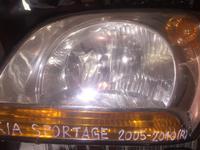 Фары оригинальные на Kia Sportage (2005-2010) за 18 000 тг. в Алматы