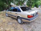 Volkswagen Passat 1990 года за 1 000 000 тг. в Шу