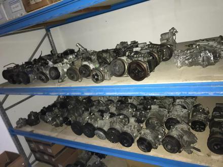 Компрессор кондиционера CAMRY 40 за 45 000 тг. в Алматы – фото 6