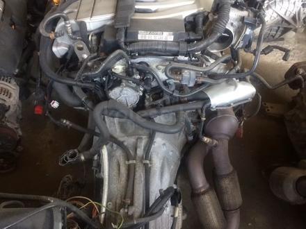 Двигатель (АКПП Автомат) на Volkswagen Touareg 3.6 в Алматы – фото 3