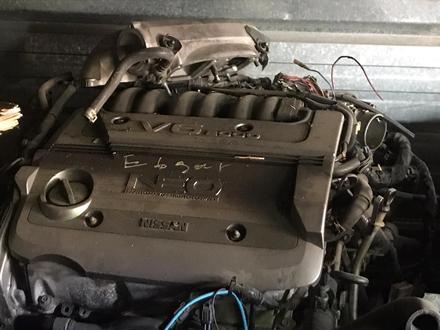 Двигатель Nissan Cefiro за 270 000 тг. в Актобе – фото 2