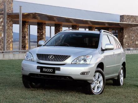Стёкла ФАР Lexus RX (2003 — 2009 Г. В.) за 16 800 тг. в Алматы – фото 2