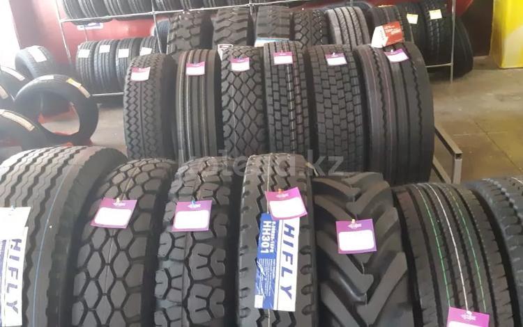 Шины для грузовых автомобилей в Алматы