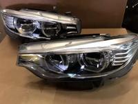Светодиодные фары комплект Led f32 f33 m3 m4 BMW за 487 500 тг. в Алматы