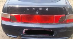 ВАЗ (Lada) 2110 (седан) 2005 года за 500 000 тг. в Актобе – фото 2