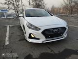 Hyundai Sonata 2018 года за 8 100 000 тг. в Алматы – фото 5