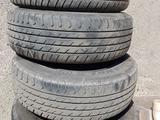 Комплект дисков с резиной от хюндай акцент за 60 000 тг. в Тараз – фото 3