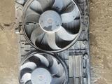 Диффузор радиатора в сборе, Volkswagen Passat В6 за 50 000 тг. в Шымкент