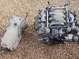 Двигатель 112 2.6 + акпп за 110 000 тг. в Нур-Султан (Астана) – фото 2
