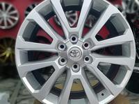 Новые фирменные диски Р17 Toyota Prado за 170 000 тг. в Алматы