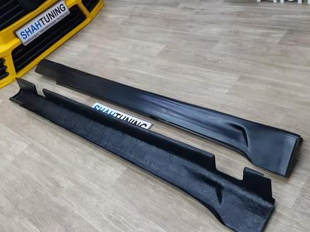 Тюнинг накладки на бампера AC Schnitzer для BMW e60 за 20 000 тг. в Алматы – фото 23