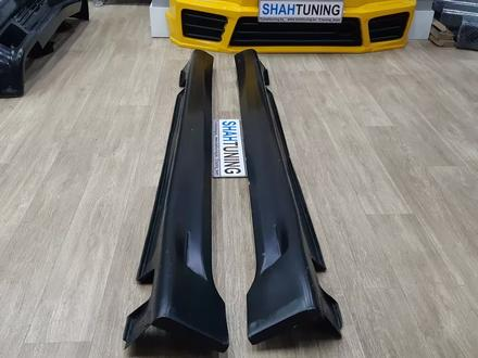 Тюнинг накладки на бампера AC Schnitzer для BMW e60 за 20 000 тг. в Алматы – фото 28