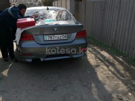 Тюнинг накладки на бампера AC Schnitzer для BMW e60 за 20 000 тг. в Алматы – фото 57