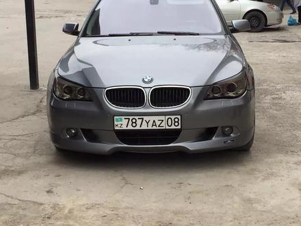 Тюнинг накладки на бампера AC Schnitzer для BMW e60 за 20 000 тг. в Алматы