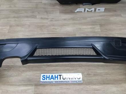 Тюнинг накладки на бампера AC Schnitzer для BMW e60 за 20 000 тг. в Алматы – фото 8