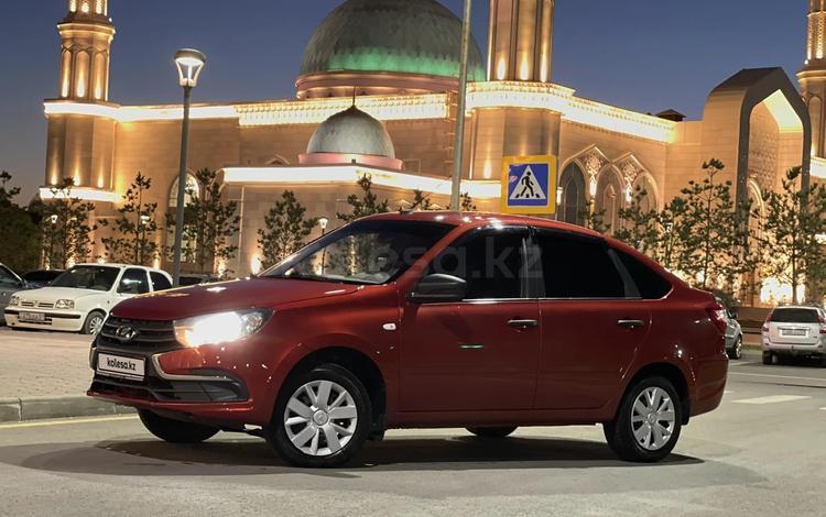 ВАЗ (Lada) Granta 2191 (лифтбек) 2019 года за 2 995 000 тг. в Нур-Султан (Астана)