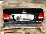 Крышка багажника Lexus GS 350 в Алматы – фото 2