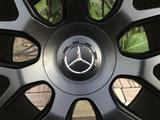 Оригинальные диски R22 AMG на Mercedes G-Classe W463 Гелендваген за 950 000 тг. в Алматы – фото 2