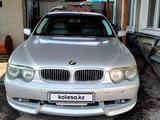 BMW 745 2002 года за 2 900 000 тг. в Алматы