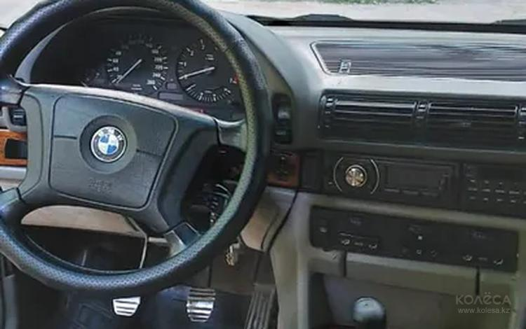 BMW 730 1990 года за 670 000 тг. в Алматы