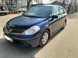 Nissan Tiida 2010 года за 3 600 000 тг. в Алматы